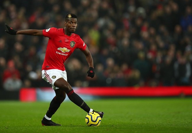 Paul Pogba would be 'angry' with Man Utd contract extension as Real Madrid eye transfer - Bóng Đá