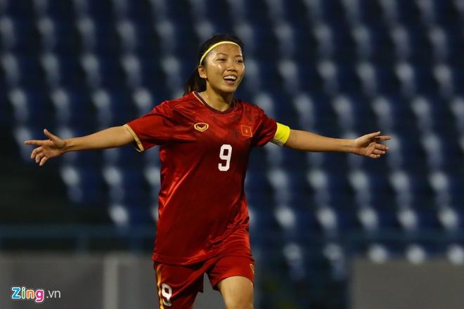 Tuyen nu Viet Nam 1-2 Australia: Huynh Nhu ghi ban thang lich su hinh anh 15 6_zing_7_.jpg