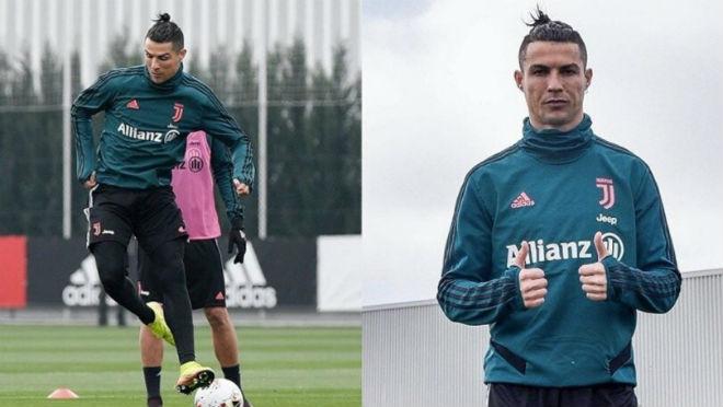 """Đại chiến Juventus - Inter Milan: Ronaldo dọa đối thủ, lộ bí mật """"máy săn bàn"""" - 2"""