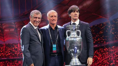 Người trong cuộc phản ứng thế nào về kết quả bốc thăm EURO 2020?