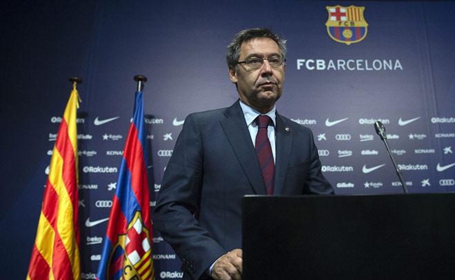 Tin mới Barca phản đối tourmalet, không muốn đua vô địch Real mùa Covid-19 - 2