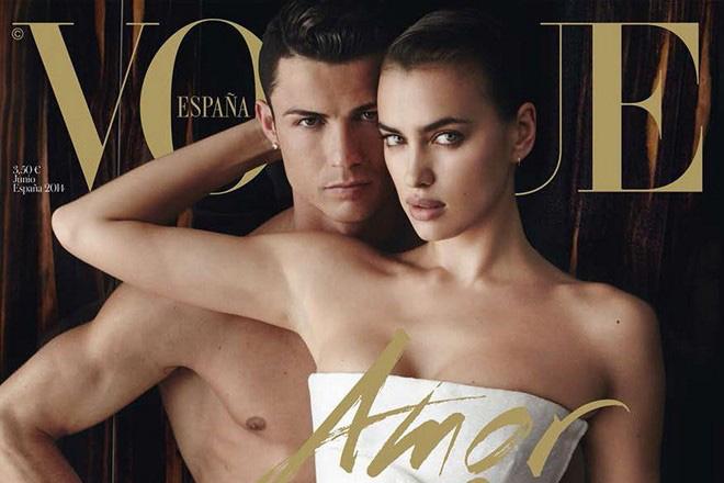 Bí mật hậu trường Ronaldo chụp ảnh nóng với các siêu mẫu đẹp nhất - 2