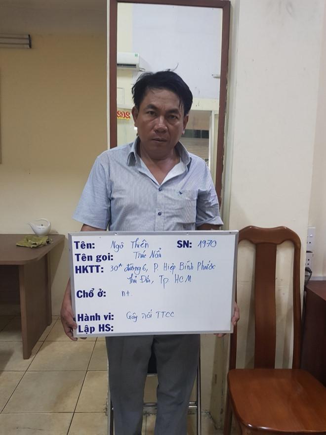 Công an TP.HCM bắt giam bị can giang hồ cộm cán Lâm 'sát thủ' - ảnh 3