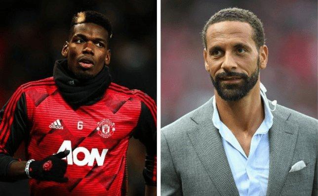 Rio Ferdinand names the player Man United should sign to replace Paul Pogba - Bóng Đá