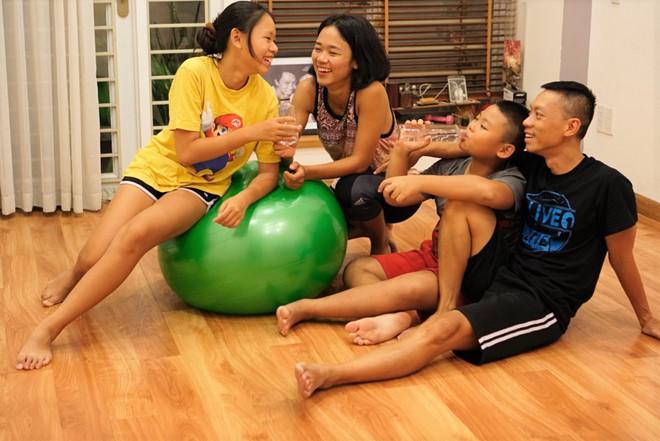 Cách ly xã hội: Ở nhà vẫn vui - ảnh 1