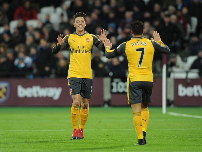 Jack Wilshere explains why Arsenal never won Premier League with Mesut Ozil and Alexis Sanchez - Bóng Đá