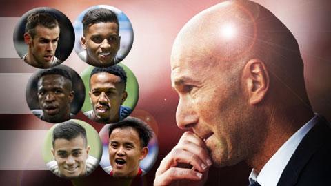 Real khủng hoảng thừa: 37 cầu thủ, 6 ngoài EU gồm cả Bale