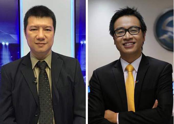 BLV Quang Huy từng song tấu với BLV Biên Cương ở World Cup 2014