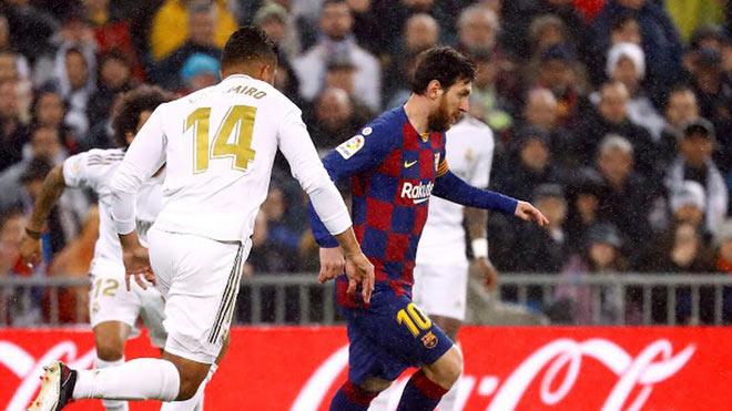 Tin mới Barca phản đối tourmalet, không muốn đua vô địch Real mùa Covid-19 - 1