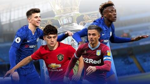Đội hình phát hiện của mùa giải ở Ngoại hạng Anh: Nở rộ sao trẻ