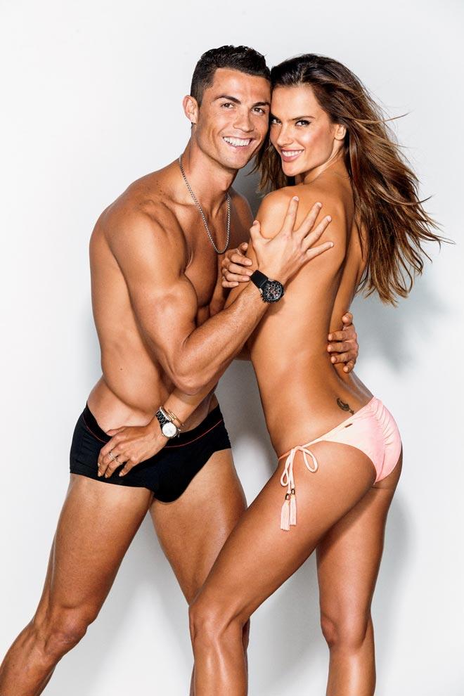 Bí mật hậu trường Ronaldo chụp ảnh nóng với các siêu mẫu đẹp nhất - 5