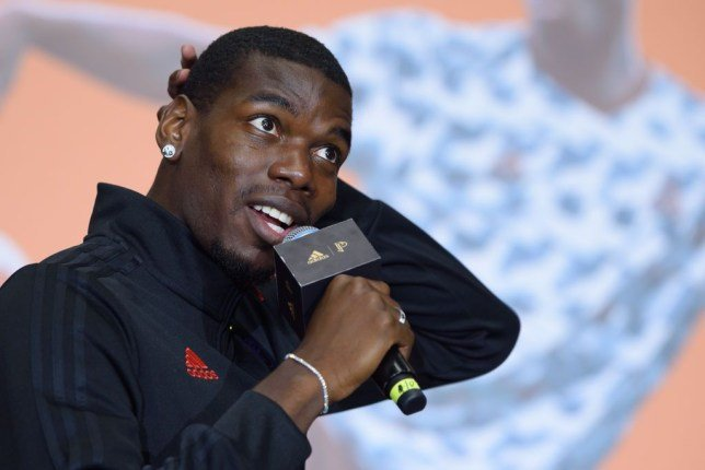 Sagna Man Utd midfielder Paul Pogba tipped to join Juventus over Real Madrid by Arsenal hero Bacary Sagna  - Bóng Đá