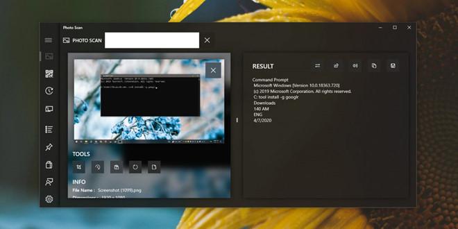 Cách trích xuất văn bản từ ảnh chụp màn hình trên Windows 10 - ảnh 2