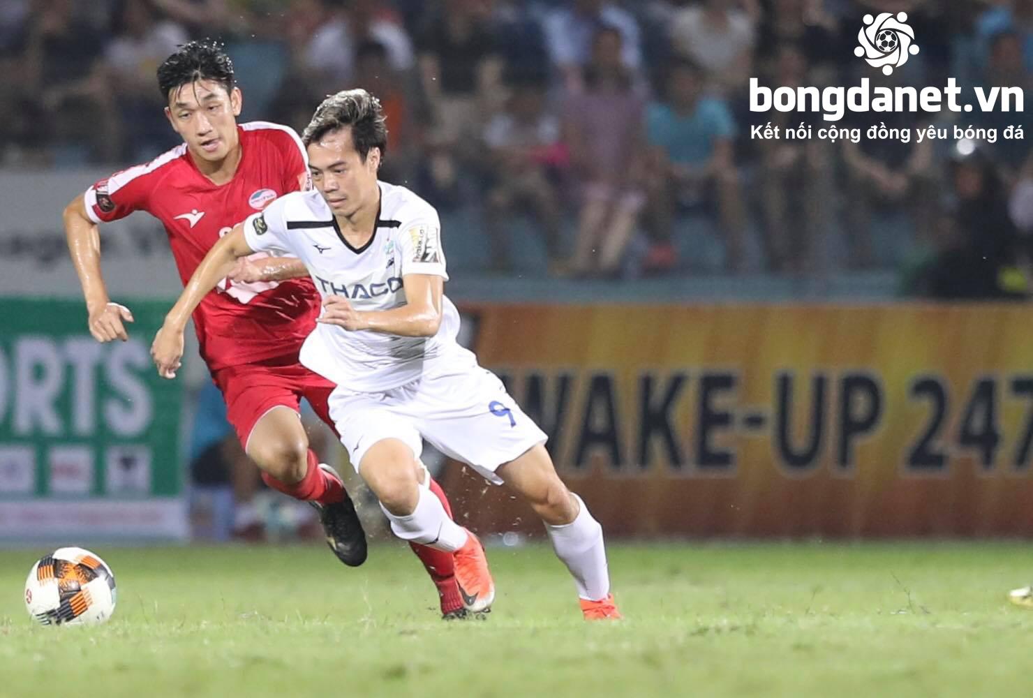 Tin bóng đá Việt Nam 1/4: SLNA cho cầu thủ... tập luyện bóng bàn
