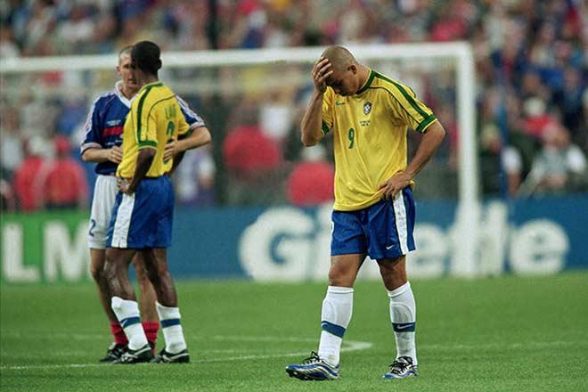 """Ronaldo """"béo"""" chung kết World Cup 1998: Nghi án mua giải chấn động? - 2"""