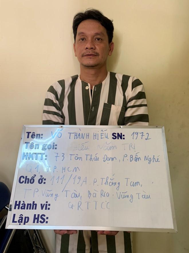 Công an TP.HCM bắt giam bị can giang hồ cộm cán Lâm 'sát thủ' - ảnh 2