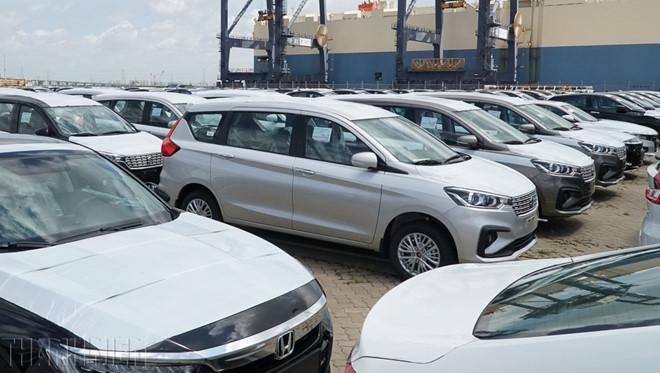 Ô tô nhập khẩu về ồ ạt, sức mua giảm làm tăng lượng xe tồn kho - ảnh 3