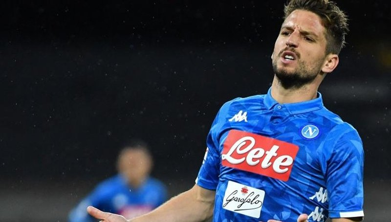 Dries Mertens 'first name on Chelsea's list' for summer signings – And Lampard has told him - Bóng Đá