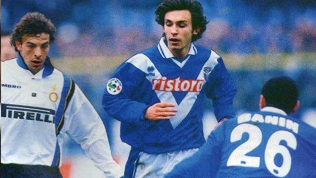 Sự nghiệp của Andrea Pirlo - Bóng Đá