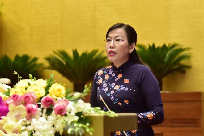 Bộ Chính trị điều động bà Nguyễn Thanh Hải làm Bí thư Tỉnh ủy Thái Nguyên thay ông Trần Quốc Tỏ - 1