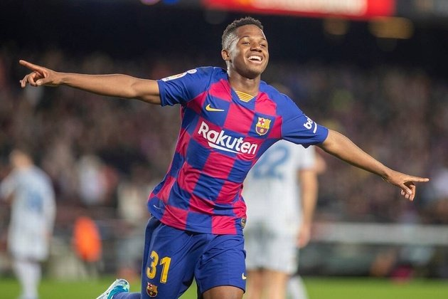 ESPN Deportes: Barcelona not contemplating Ansu Fati transfer - Bóng Đá