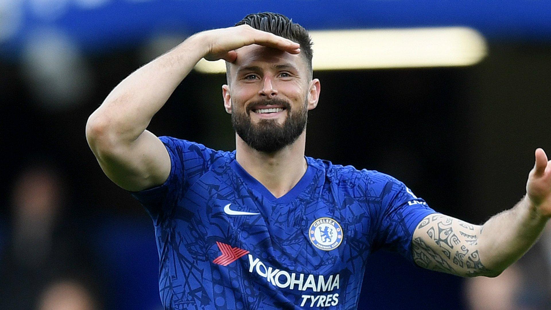 Giroud may still leave chelsea - Bóng Đá