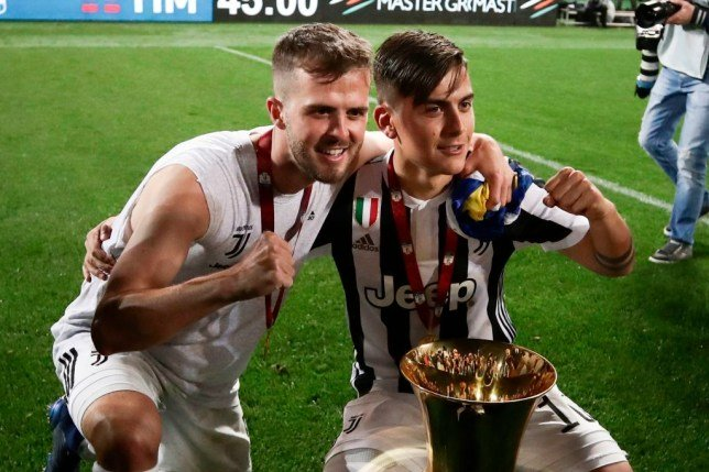 Man Utd targets Paulo Dybala and Miralem Pjanic turn down chance to be considered for Paul Pogba swap deal  - Bóng Đá