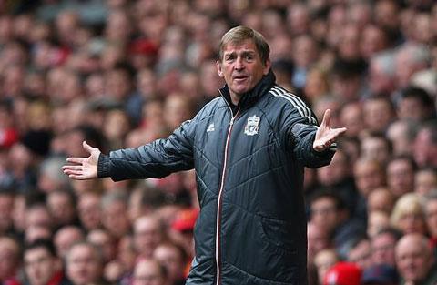 King Kenny tái hợp Liverpool để làm lu mờ danh tiếng