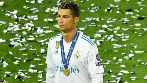 Madrid chưa nguôi nỗi nhớ Ronaldo