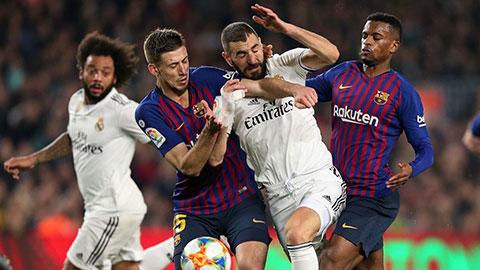 Barca và Real rủ nhau giảm 30% lương đầu mùa 2020/21