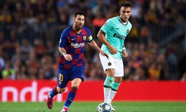 Messi nói về việc Lautaro Martinez đến Barca - Bóng Đá