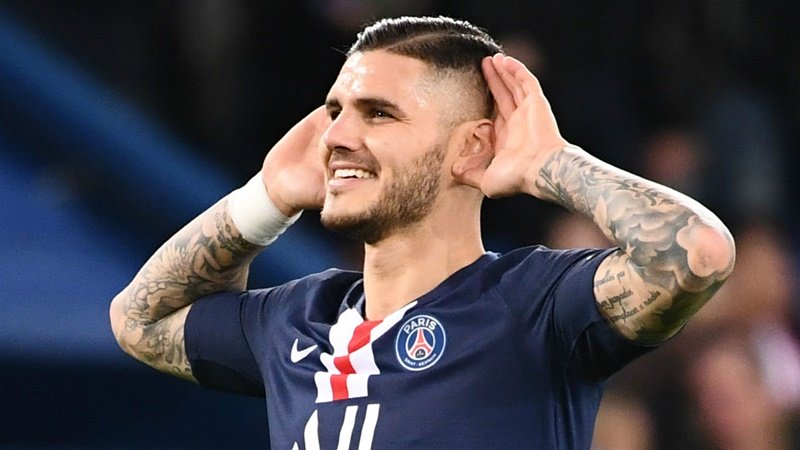 Icardi now open to idea of staying at PSG after loan - Bóng Đá