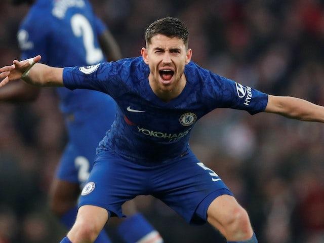 Chelsea 'put £60m asking price on Jorginho amid Juventus interest' - Bóng Đá