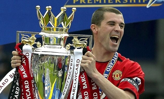 11 đội trưởng của Man Utd trong kỷ nguyên Premier League - Bóng Đá