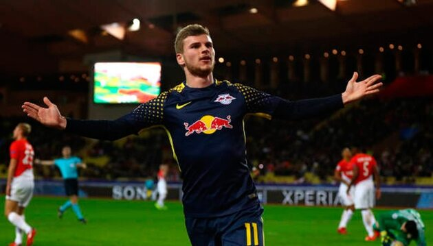 Frank Lampard eyes Timo Werner swoop as Chelsea aim to take advantage of Liverpool decision - Bóng Đá