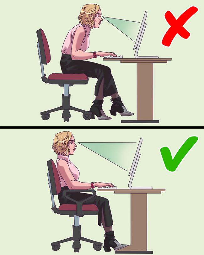 Đừng để 10 thói quen xấu này làm hại sức khoẻ khi ngồi văn phòng - Ảnh 1.