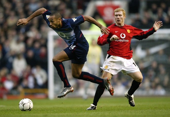 Sir Alex Ferguson turned down chance to sign Thierry Henry before Arsenal, claims ex-Manchester United security chief - Bóng Đá