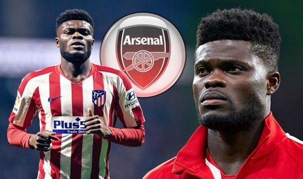 Thomas Partey muốn gia nhập Arsenal - Bóng Đá