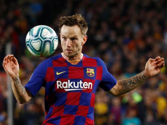 Report: Tottenham Hotspur in for Barcelona midfielder Ivan Rakitic - Bóng Đá