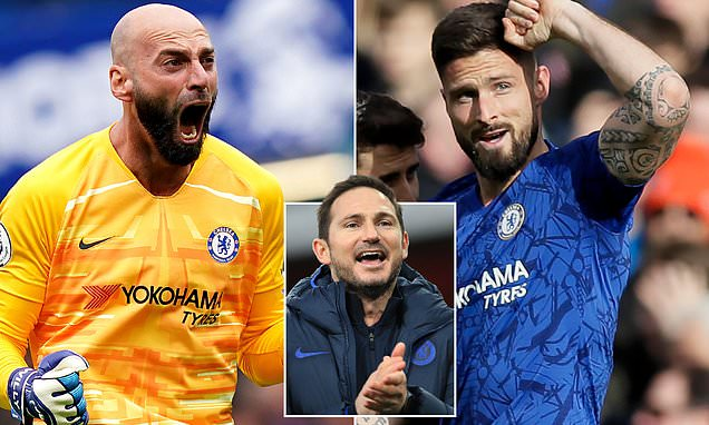 Chelsea confirm double contract extensions for first team players - Bóng Đá