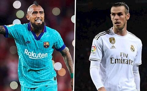 Thực hư chuyện Inter Miami mua Vidal và Bale hình ảnh