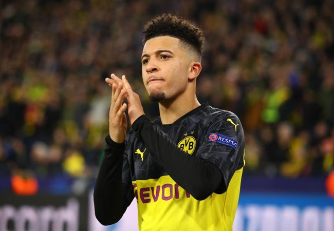 Sancho 'ready to play for Liverpool or Man Utd' but Freund warns he risks being another Jovic - Bóng Đá