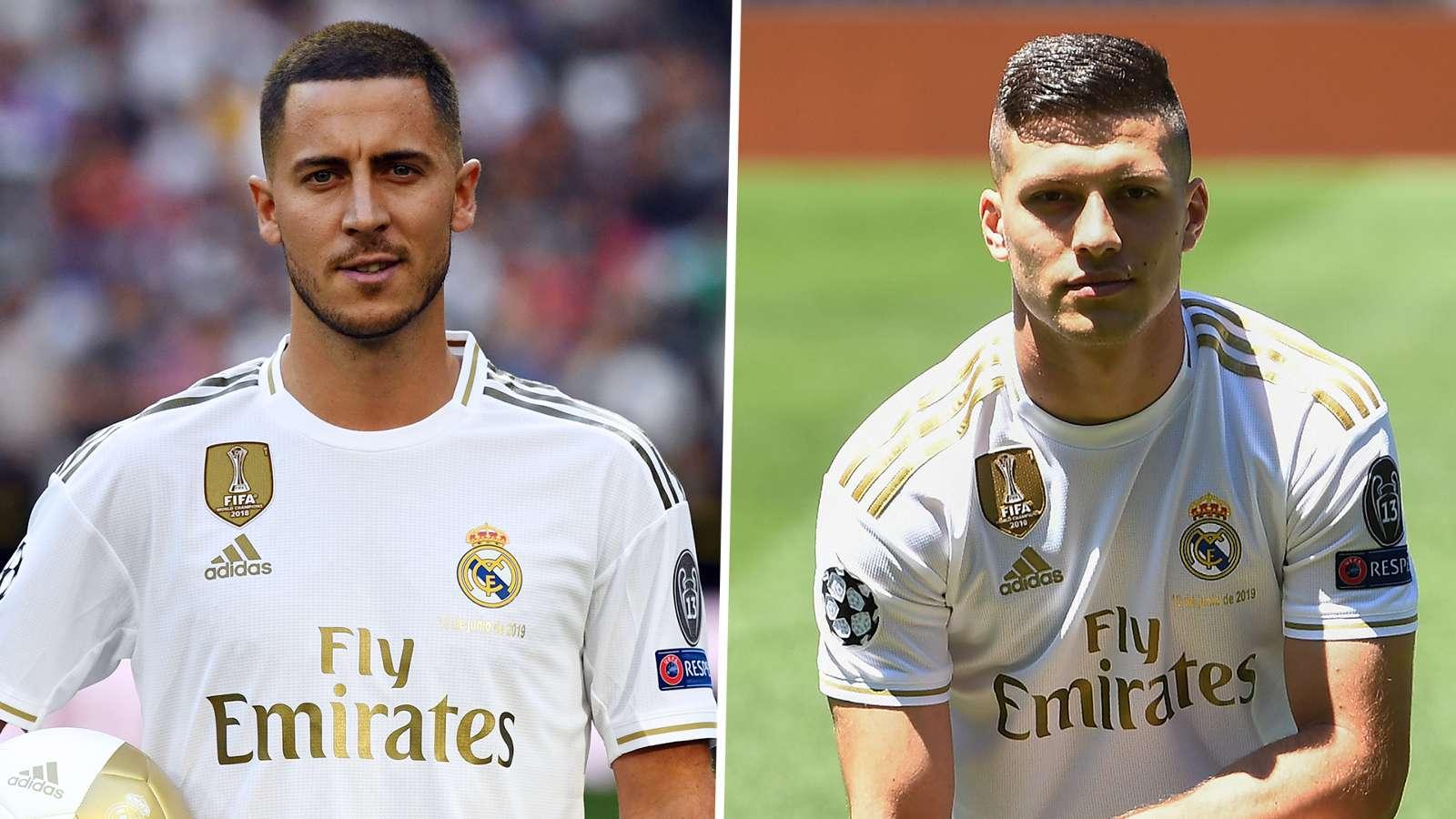 Real Madrid 'want Kylian Mbappe, Erling Braut Haaland, Eden Hazard front three' - Bóng Đá