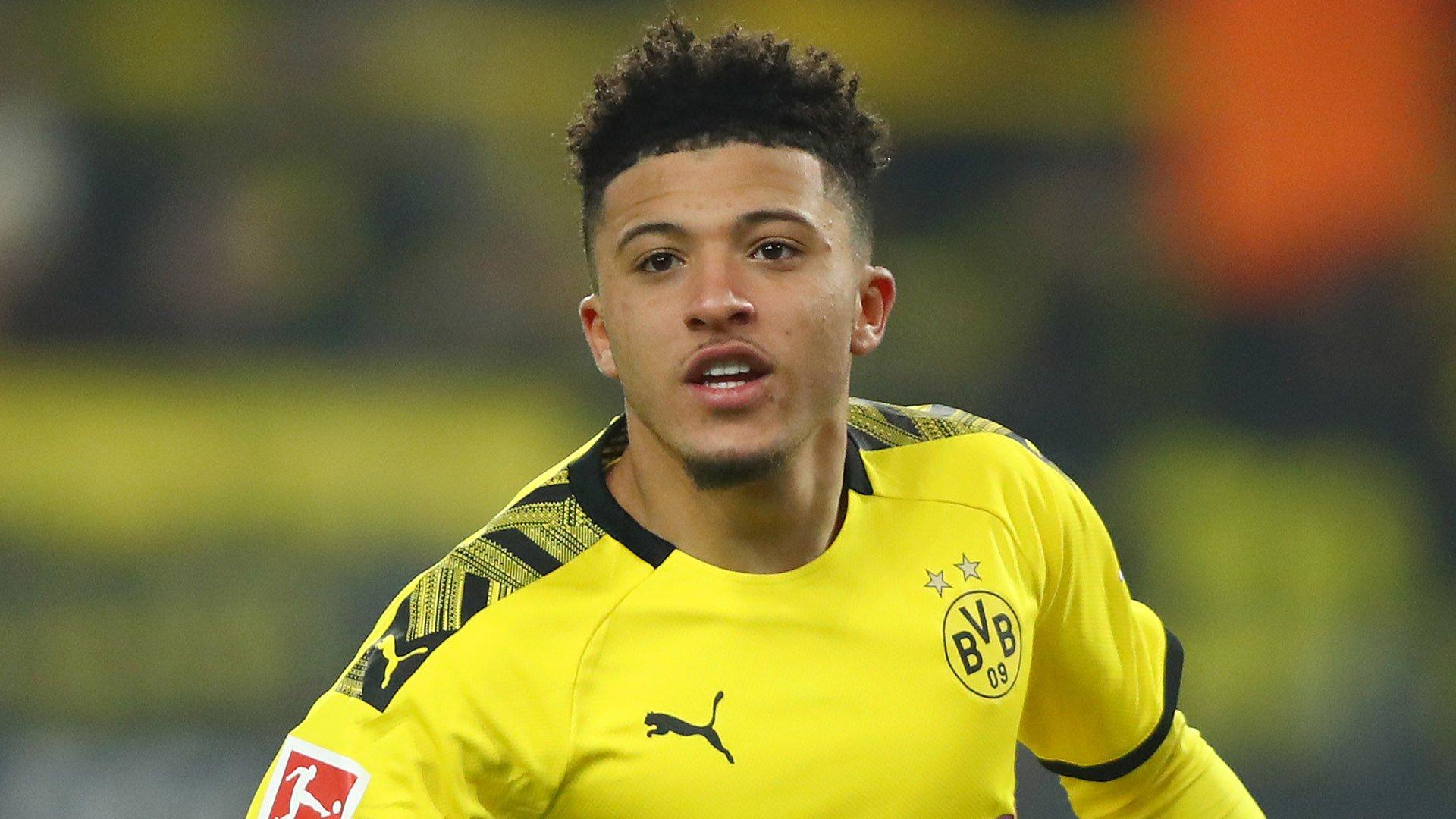 Johnson told sancho to join Liverpool  - Bóng Đá