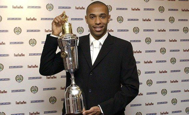 PFA tại Premier League 2000-2010: Man Utd cuốn phăng tất cả - Bóng Đá