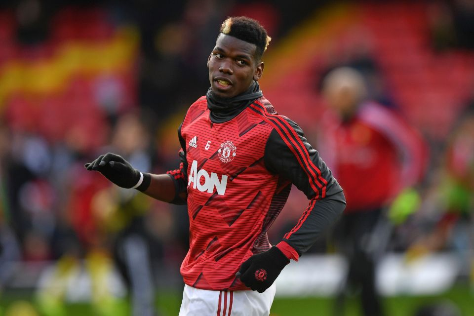 Manchester United could accept cut price £50MILLION for Paul Pogba in the summer with just one more full season left on his contract - Bóng Đá