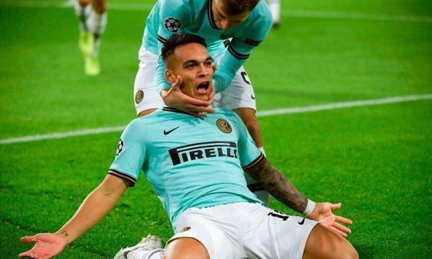 Diego Milito khuyên Lautaro Martinez đến Barcelona - Bóng Đá