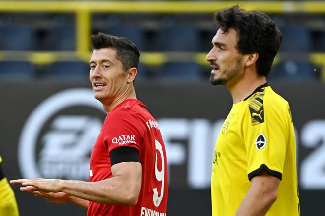 Thắng tối thiểu Dortmund 1-0, Bayern Munich chạm 1 tay vào chức vô địch Bundesliga - ảnh 2
