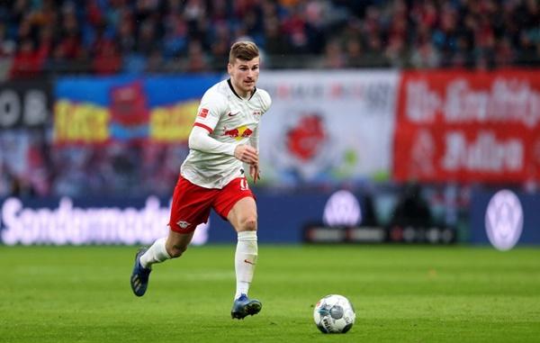 Liverpool từ bỏ timo Werner - Bóng Đá
