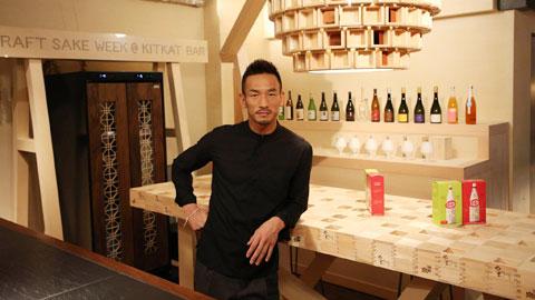 Vì sao Nakata sớm treo giày đi bán sake?